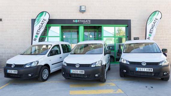 Proyecto de vehículos con GLP de Northgate, Repsol y Adif