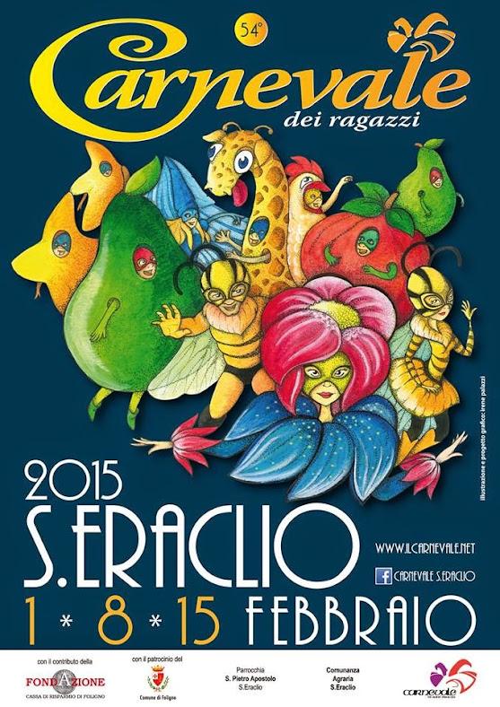 S.Eraclio: Carnevale dei Ragazzi