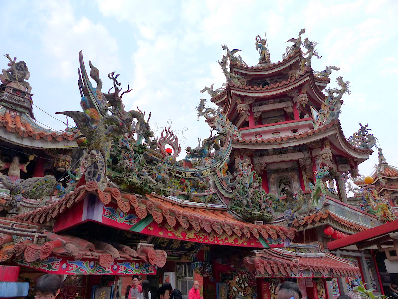 Yangminshan Shitoushan et Jinshan - P1050061.JPG