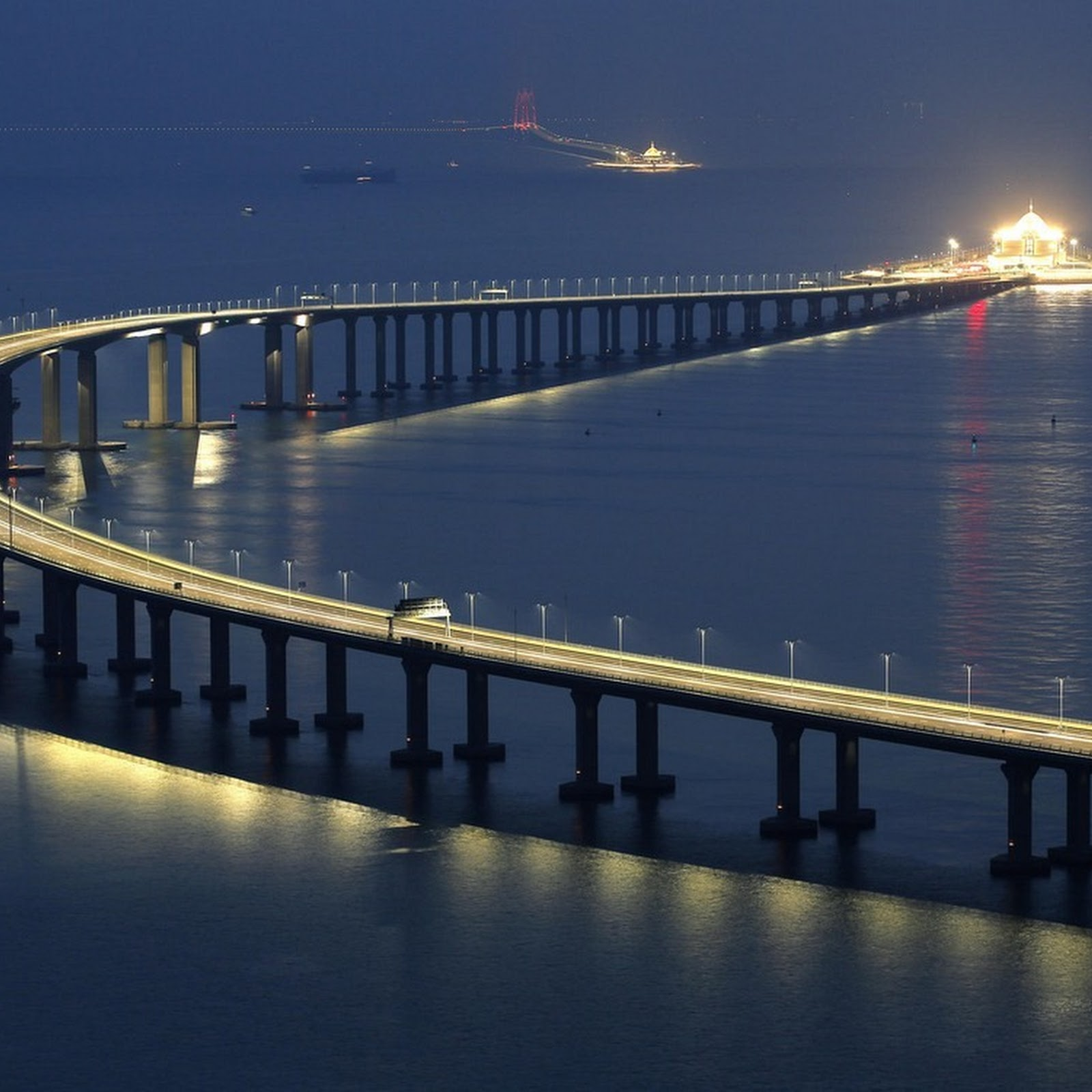 Hong Kong-Zhuhai-Macau Bridge: The World's Longest Sea Crossing