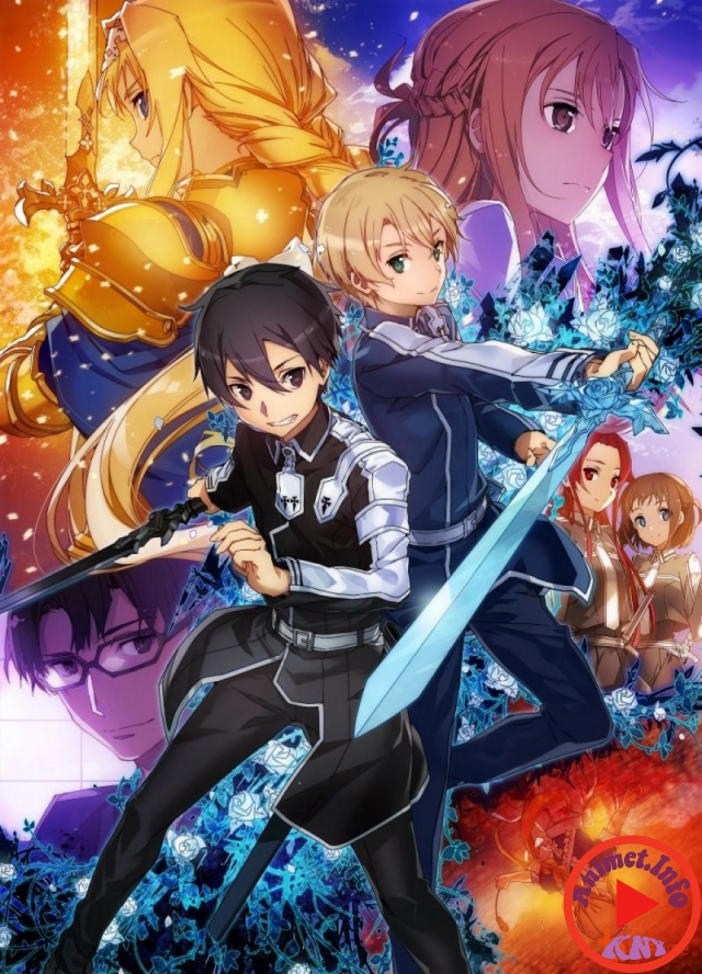 Sword Art Online: Alicization - Sword Art Online ss3