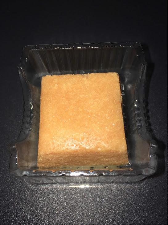 資生堂パーラーのチーズケーキ中身