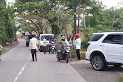 UPT Bapenda Sulsel Samsat Soppeng Gelar Razia dan Sosialiasi Hapus Denda Pajak Kendaraan