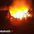 Pabrik Tahu Rumahan di Baros Sukabumi Terbakar