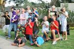 Gauteng S.W.A.T Birthday Parties