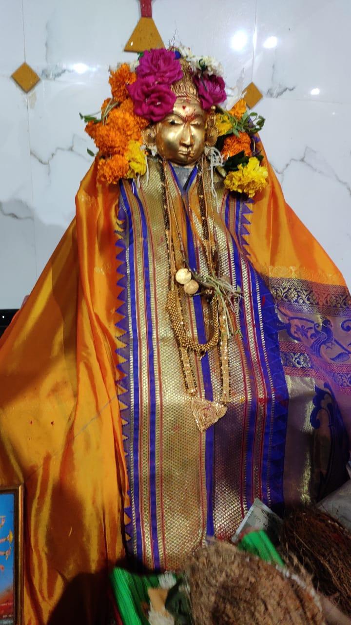 शिवकालीन ७२ खेड्यांचे जागृत देवस्थान - खारेपाटणची दुर्गा देवी