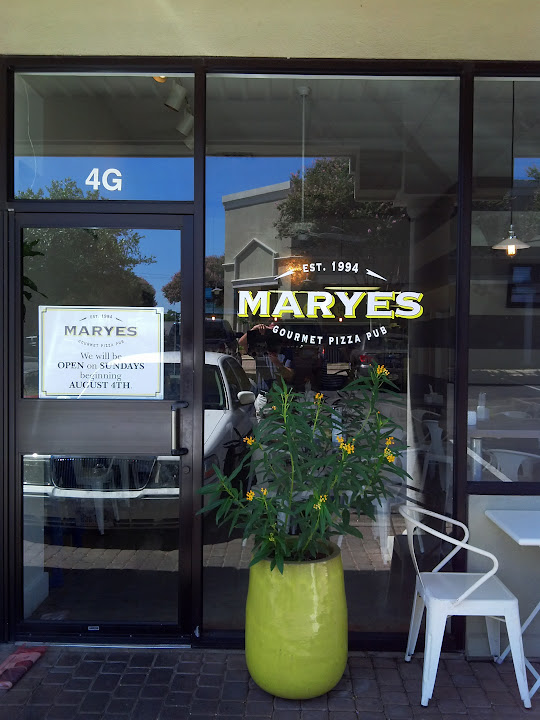 Pizza Austin Texas | Marye's Gourmet Pizza at 3663 Bee Caves Rd, 4G, Austin, TX