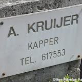 Kapper Kruijer viert 70-jarig kappersjubileum - Foto's Harry Wolterman