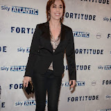 OIC - ENTSIMAGES.COM - Sofie Grabol at the Sky Atlantic Premiere of Fortitude in London 14th January Photo Mobis Photos/OIC 0203 174 1069