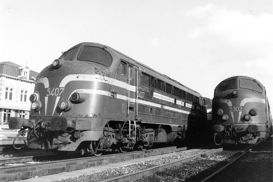 5407 en 5302 (datum en fotograaf onbekend)