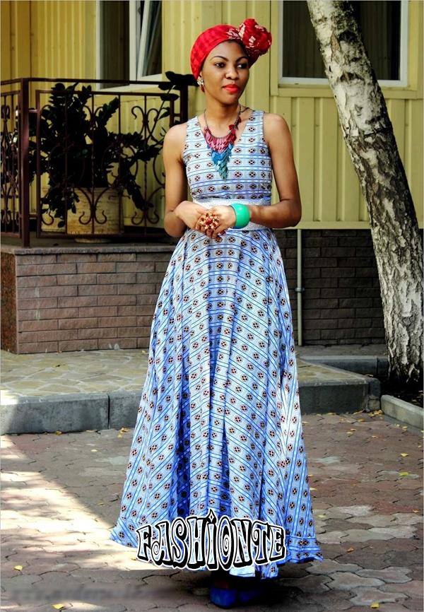 20 Modern Bow Afrika fashion and African print 2017   Fashionte