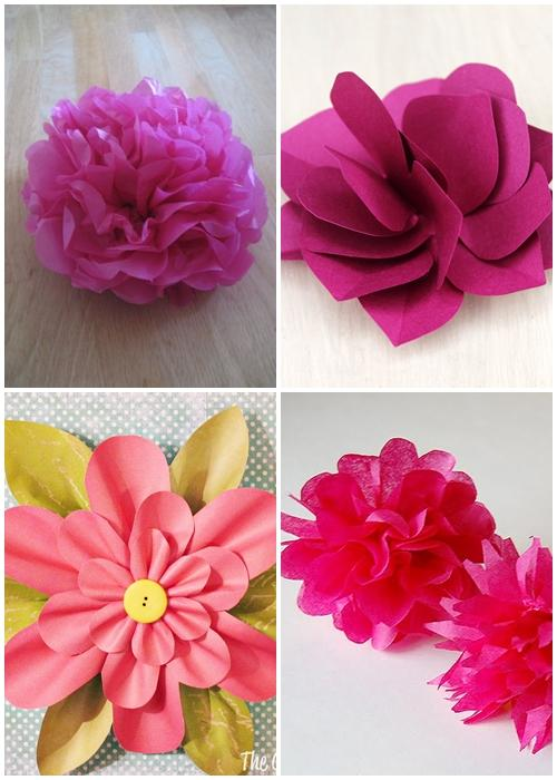 DIY Paper Flower Designs Android Apps On Google Play