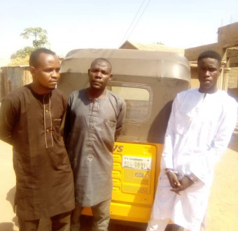 Police Nab Three Members Of Notorious 'Shilla Boys' In Adamawa