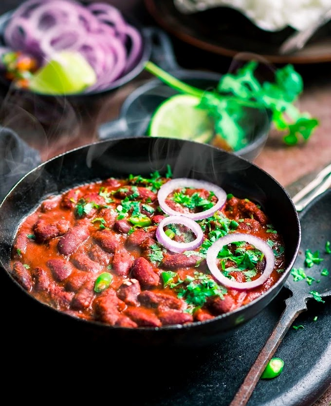 Rajma/ Kidney Bean Curry Recipe |Breakfast Care