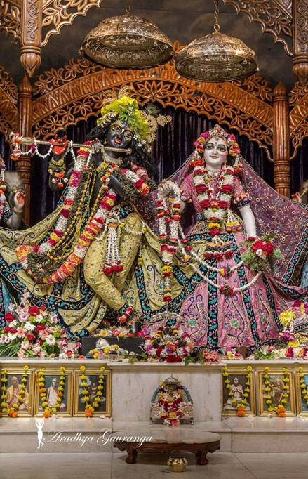 ISKCON Mayapur Deity Darshan 01 Mar 2016 (1)