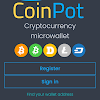 Coinpot micro wallets and coinpot faucets: Earn Free Bitcoins without investment