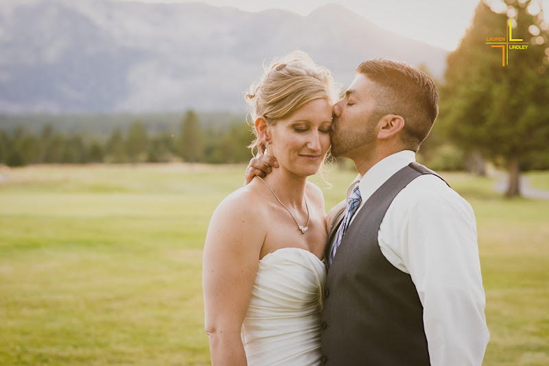 Lake Tahoe Golf Course Wedding