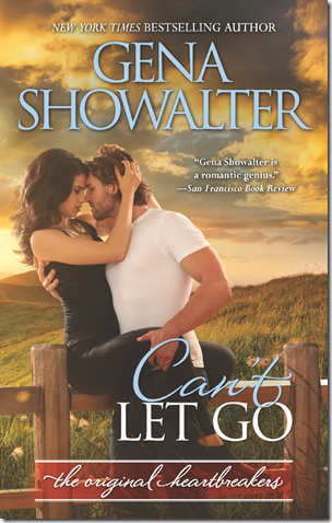 Review: Can't Let Go (The Original Heartbreakers #5) by Gena Showalter | About That Story