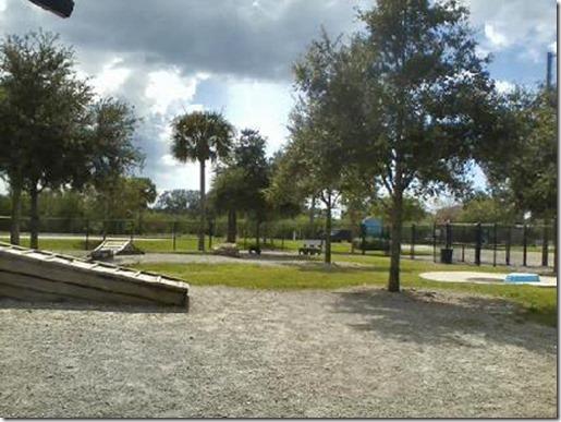 Tarpon Doggie Park 1
