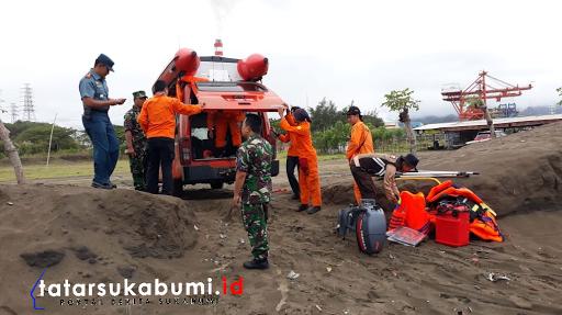 Diduga Tenggelam di Sungai Cimandiri, Tim SAR Diturunkan Lakukan Pencarian