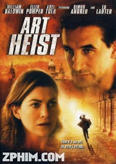 Trộm Tranh - Art Heist (2004) Poster