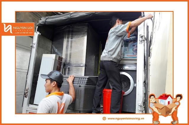 Dịch vụ chuyển nhà tại TPHCM