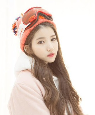 Foto Leader G-Friend - Sowon