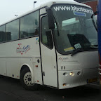 bova Futura van bba tours bus 176