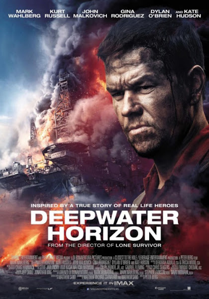 Deepwater Horizon -  Thảm Họa Giàn Khoan