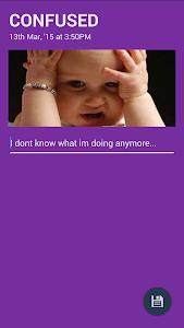 FINE! - emotion diary screenshot 0