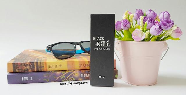 Review W.LAB Black Kill Pore Cleanser