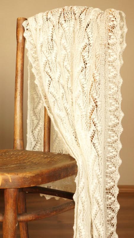 Haapsalu shawl