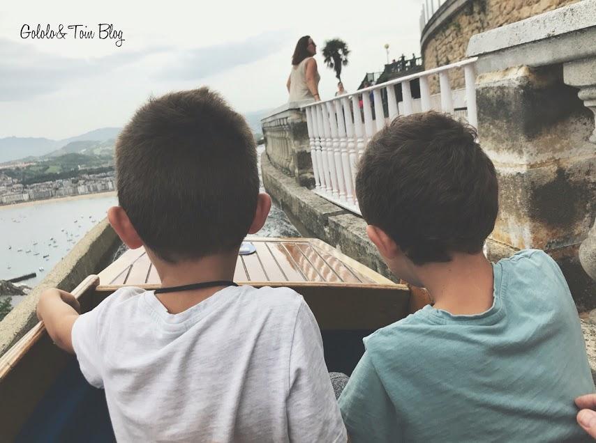 Atracción Rio Misterioso Monte Igueldo
