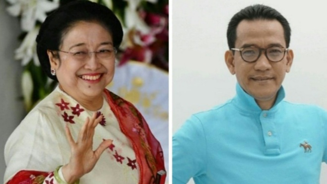 Refly Harun Jawab Kabar Megawati Sakit dan Masuk ICU, Singgung Persaingan 2 Trah Bung Karno