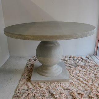 Large Pedestal Table