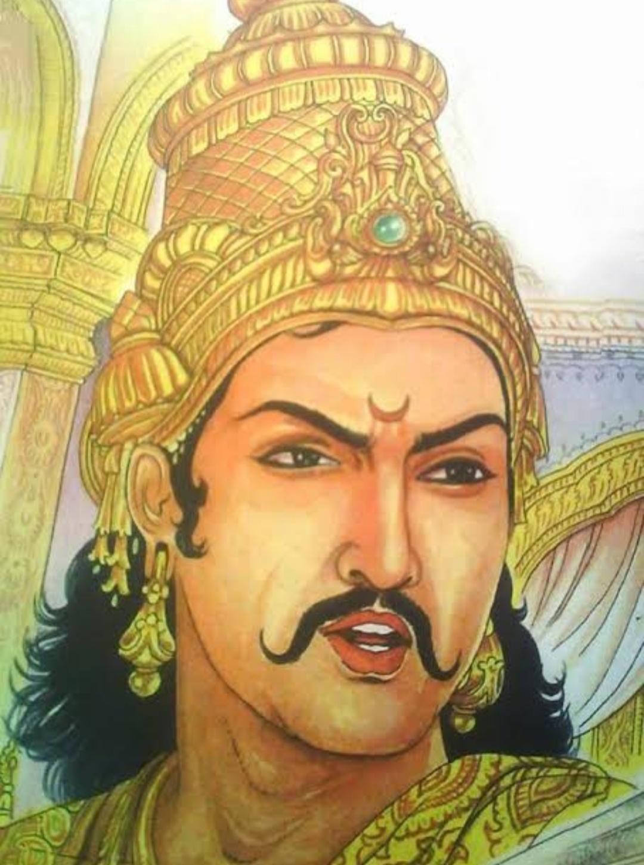 Ancient tamizhan: Vijayalaya Cholan