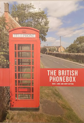 Front cover - the British Phonebox
