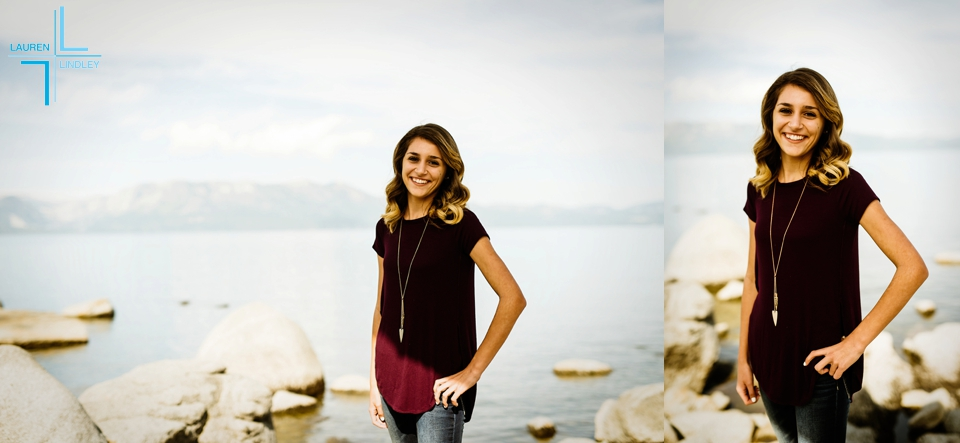 Tahoe Senior Photos
