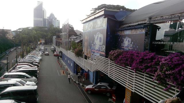 Hi-Tea di Menara Kuala Lumpur