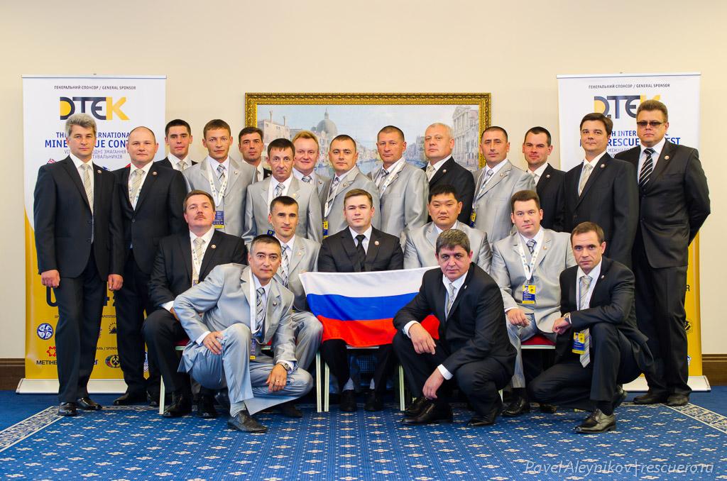 Обе российские команды