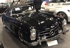 130 Mercedes 300 SL roadster