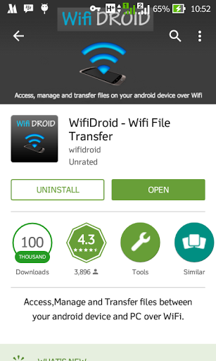 Koneknesia Blog - Transfer File Melalui fitur hotspot/wifi Android Tanpa Kuota