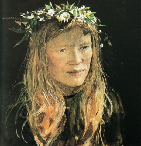 Akelarre my Love !: Andrew Wyeth and Helga Tesfort