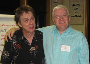 Charles Faulkner And Steve Towe, Charles Faulkner