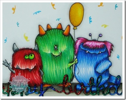 Monstrous Party (1)