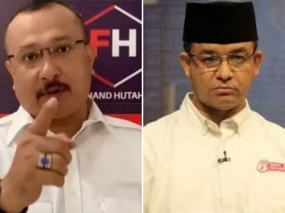 FH Tuduh Anies Baswedan Biang Kerok Jakarta Jadi Tak Aman: Jangan Sampai Indonesia Jadi Korban Berikutnya..!