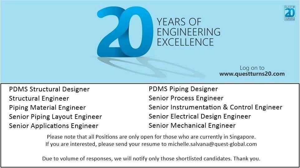 Piping Layout Engineer Jobs Wiring Diagram