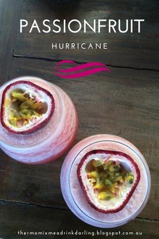 Passionfruit Hurricane