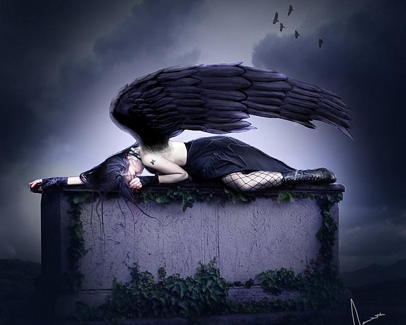 Fine Goddess Of Nightmare, Dark Goddess