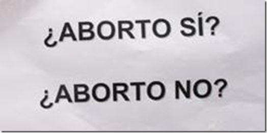Aborto en Bolivia